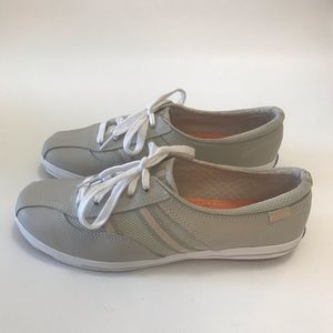 Keds Gray Breathable Mesh Comfort Sneakers 7